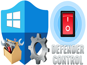 Windows Defender禁用工具 Defender Control
